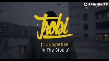 Trobi feat. Junglebae - In The Studio (Official Music Video)