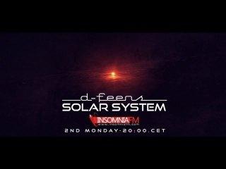 d-feens - Solar System.01.Sun @ Insomniafm [  deep & dark progressive ]