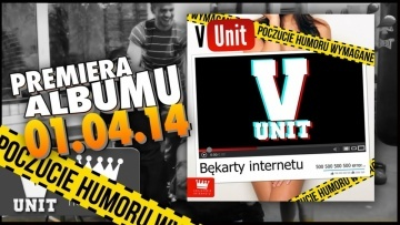 V-Unit- V dla siłowni (Klata, plecy, barki) OFFICIAL VIDEO