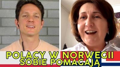 Polacy na emigracji sobie pomagają - Nowa w Norwegii / Sylwia (3/3)