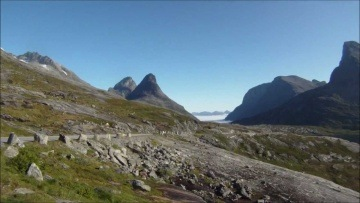 Romsdalseggen:The most beautiful hike in Norway?